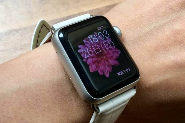 Apple Watchと腕時計の違い