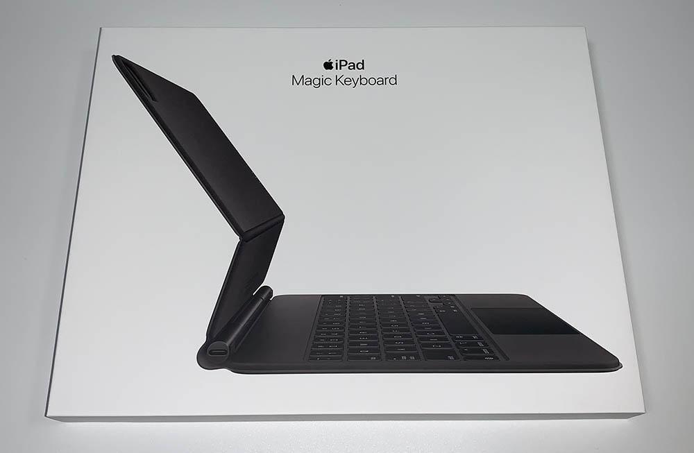 iPad Pro用MagicKeyboardパッケージ