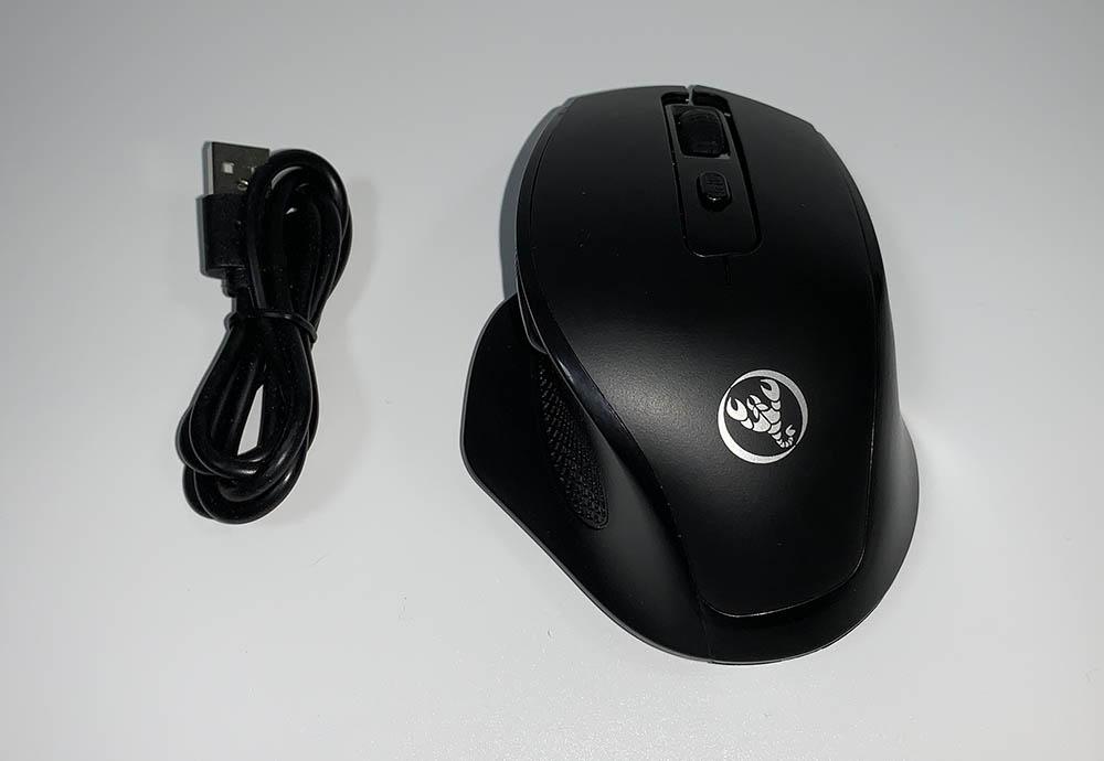 無線マウス本体