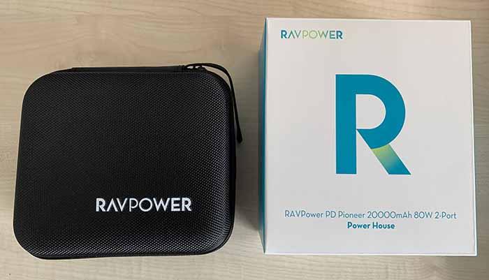RAVPower RP-PB054proの外観