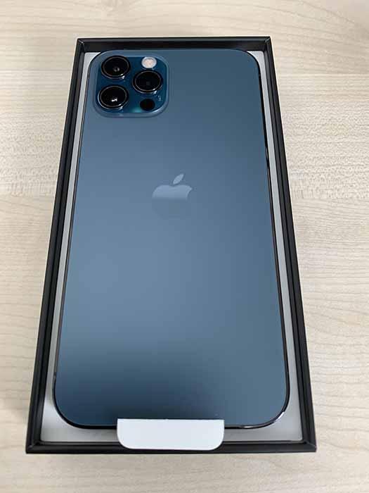 iPhone12Pro外観